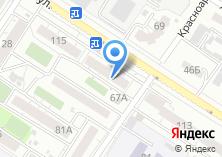 Компания «Леопольд» на карте