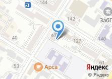 Компания «Читинская таможня» на карте