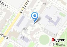 Компания «НашаМойка» на карте