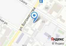 Компания «PRO МЕБЕЛЬ» на карте