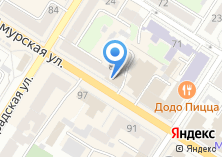 Компания «Магазин на Амурской» на карте