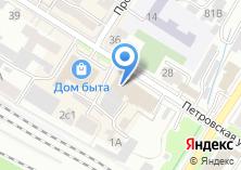 Компания «Офис-Комплект» на карте