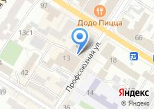 Компания «Забайкалгеомониторинг» на карте