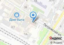 Компания «Мир бумаги» на карте