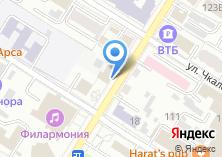 Компания «Роскошь» на карте