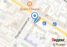 Компания «ЦНТИ» на карте