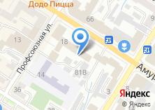 Компания «Служба эвакуация автотранспорта» на карте