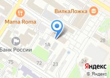 Компания «Институт Единых Социальных Программ» на карте