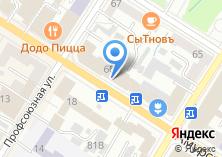 Компания «MoDaMo» на карте