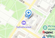 Компания «Реестр Плюс» на карте
