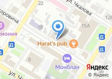 Компания «Госсорткомиссия» на карте
