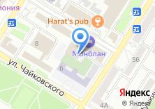 Компания «Рудник Апрелково» на карте