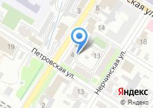 Компания «Продмикс» на карте