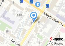 Компания «География» на карте
