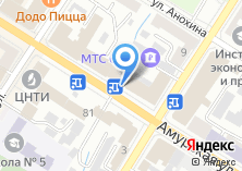 Компания «Цин-Сянь» на карте