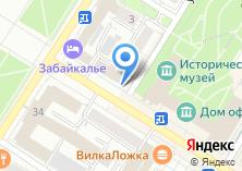 Компания «Адвокатский кабинет Беломестнова С.В» на карте