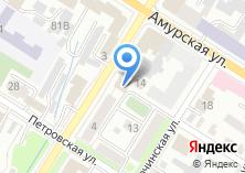 Компания «Росгосстрах Банк» на карте