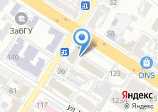 Компания «Российская объединенная демократическая партия ЯБЛОКО» на карте