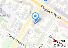 Компания «Читашинторг» на карте