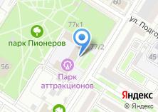 Компания «Забайкальская автошкола» на карте