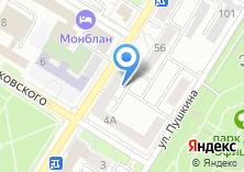 Компания «Мир Шапок» на карте