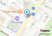 Компания «Совет муниципальных образований Забайкальского края» на карте