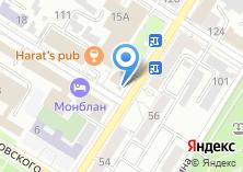 Компания «Слово Забайкалья» на карте