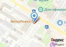 Компания «Привозъ» на карте