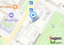 Компания «Байкал Плюс» на карте