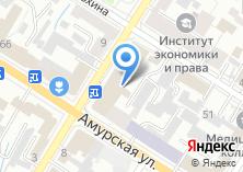 Компания «Забайкальский техникум искусств» на карте