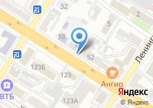 Компания «Мобайл-Сервис» на карте