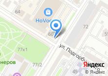 Компания «Забкрайинфо» на карте