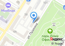 Компания «игорь» на карте