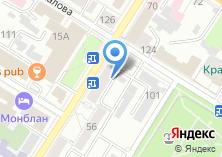 Компания «Shock» на карте