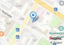 Компания «7 мастеров Забайкалья» на карте