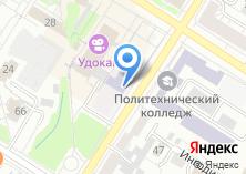 Компания «Открытая (сменная) общеобразовательная школа №12» на карте