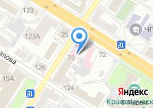 Компания «Центр гигиены и эпидемиологии в Забайкальском крае» на карте