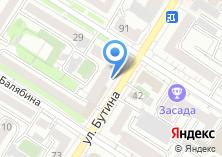 Компания «Искуссница» на карте