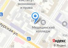 Компания «Метида» на карте