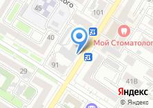 Компания «Девять сил» на карте