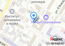 Компания «Дулан дом» на карте