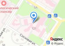 Компания «Забайкальский краевой госпиталь для ветеранов войн» на карте