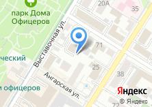 Компания «Управление вневедомственной охраны» на карте