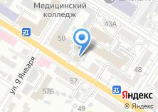 Компания «Аянга» на карте