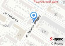 Компания «Index» на карте
