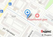 Компания «Одеон» на карте