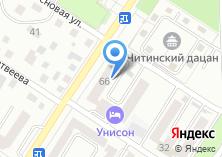 Компания «Кристин» на карте