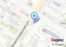 Компания «Zabmedia.ru» на карте