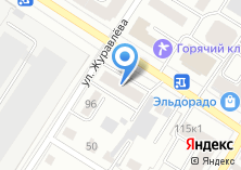 Компания «Косметология vis-a-vis» на карте