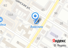 Компания «Забайкальские тепловые энергосистемы» на карте